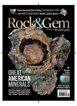 Rock & Gem March 2018
