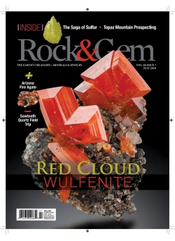 Rock & Gem July 2018