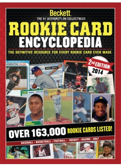 Rookie Card Encyclopedia Issue# 2 2014