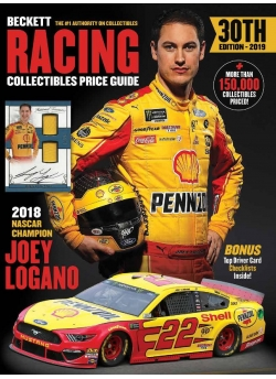 Beckett Racing Collectible Price Guide # 30