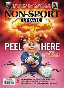 Beckett Non-Sport Update June/July-19 Issue