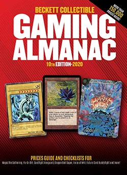 2020 Beckett Collectible Gaming Almanac #10