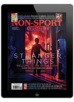 Beckett Non-Sport Update Oct/Nov 2019 Digital