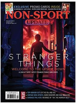 Beckett Non-Sport Update Oct/Nov-19 Issue