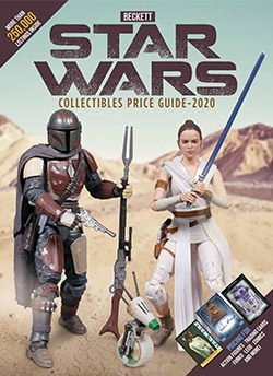 2020 Beckett Star Wars Collectibles Price Guide #4