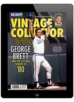 Beckett Vintage Collector Aug/Sep-2019 Digital Issue