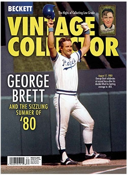 Beckett Vintage Collector Aug/Sep-2019