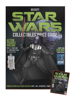 Introducing Beckett Star Wars Price Guide