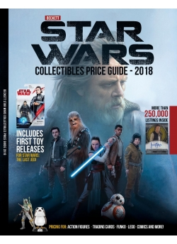 Beckett Star Wars Collectibles Price Guide #2 2018