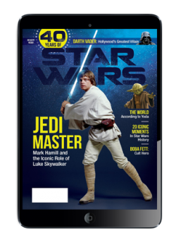 Special Edition Star Wars - 40th Anniversary Magazine - (Luke Skywalker-Cover) Digital Issue