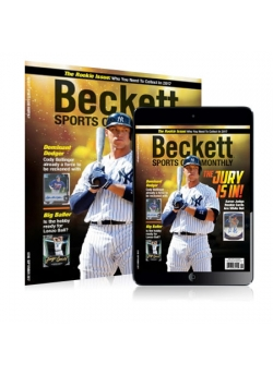 Beckett Sports Card Monthly Combo