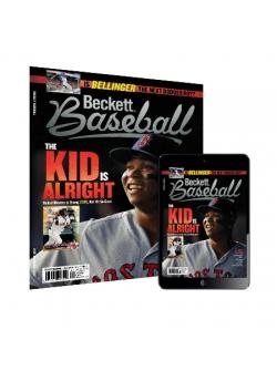 Beckett Baseball Combo