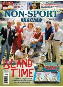Beckett Non-sport Update 7 Issue Offer