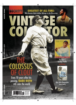 Beckett Vintage Collector Feb/Mar-2019