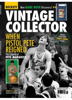 Beckett Vintage Collector April 2018