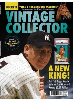 Beckett Vintage Collector June 2018