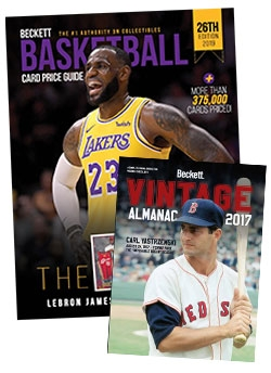 Purchase Beckett Basketball Price Guide #26 and get Vintage