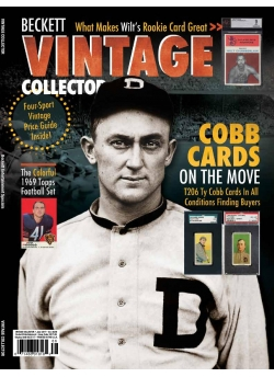 Beckett Vintage Collector June 2017