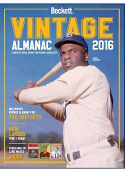 Beckett Vintage Almanac #2