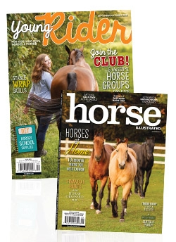 Horse Illustrated + Young Rider Subscription Combo