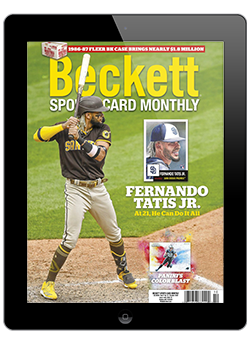 Sports Card Monthly Digital