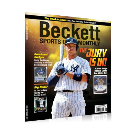 beckett hockey card price guide pdf