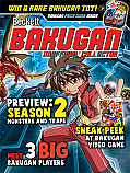 Bakugan Magazines