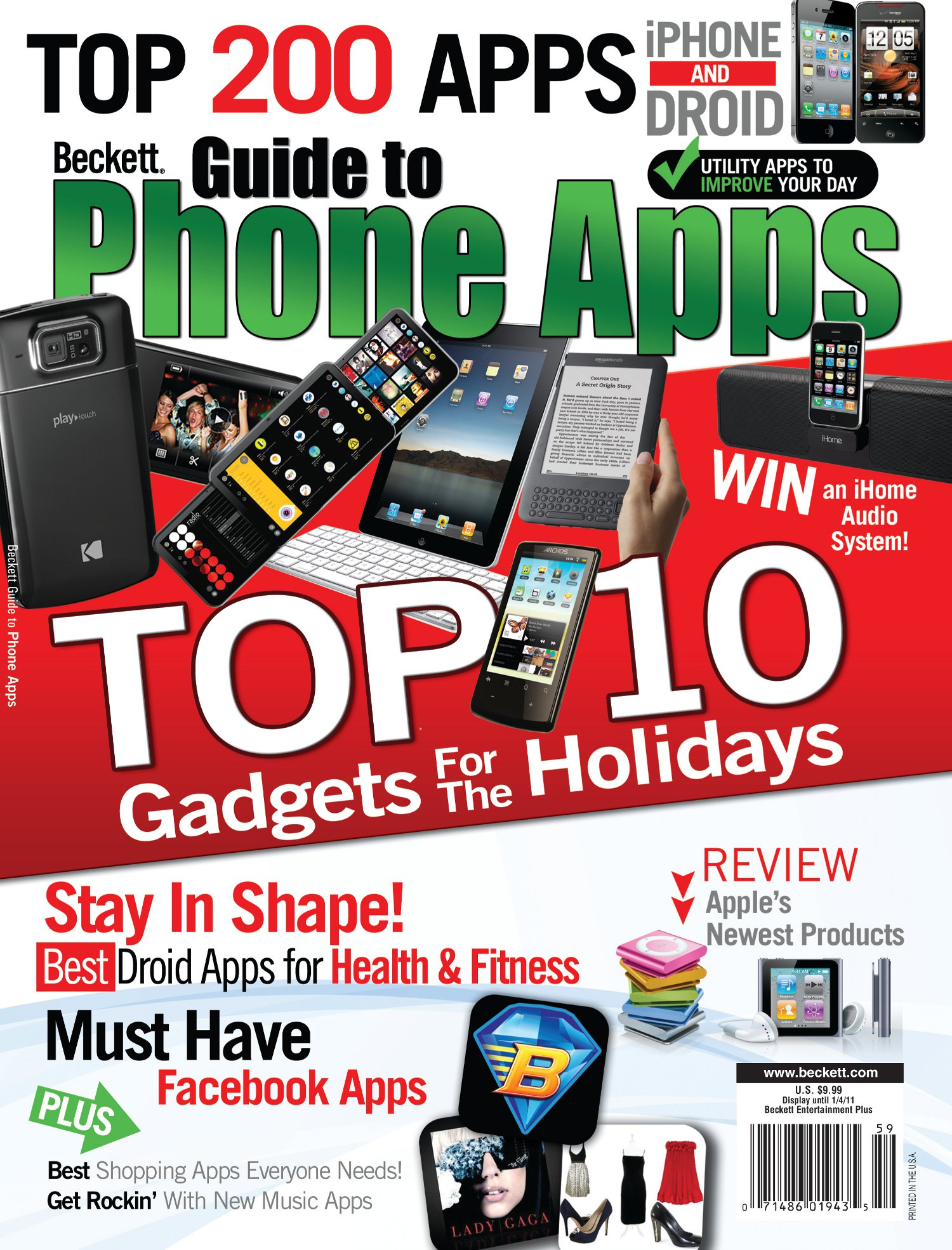 Guide to Phone Apps Magazines