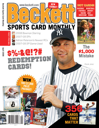 Sports Card Monthly Magazines