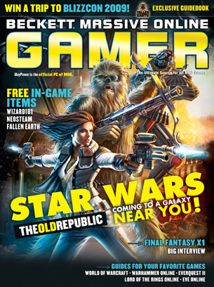 Massive Online Gamer Magazines
