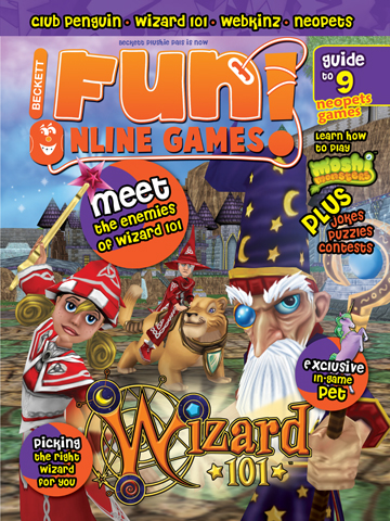 Fun Online Games Magazines