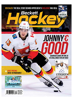 Beckett Media Hockey Magazines Best Hockey Print Price