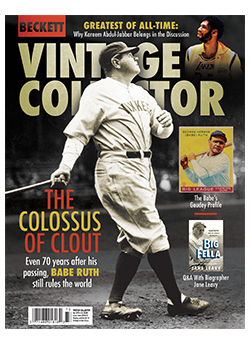 Beckett Media Vintage Collector Magazines | Best Vintage