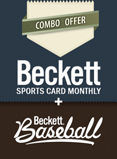 Sports Card Monthly + Baseball