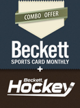 Sports Card Monthly + Hockey