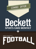 Sports Card Monthly + Football