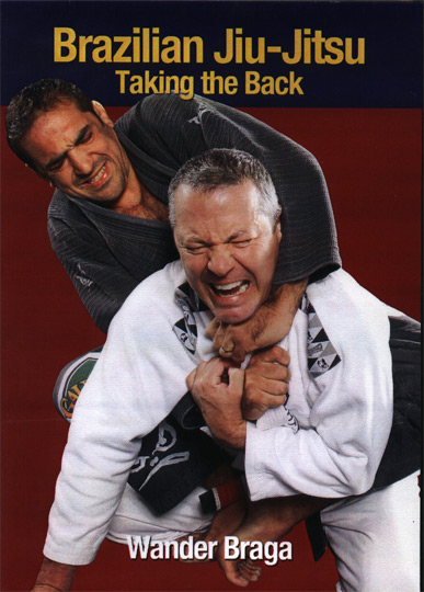 Brazilian Jiu-Jitsu: Holds / Taking the Back