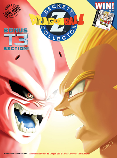 Dragon Ball Z Collector #29 April 2003 Back Issue Magazine at ...