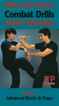 Wing Chun Gung-Fu Combat Drills Part 2: Advanced Blocks & Traps
