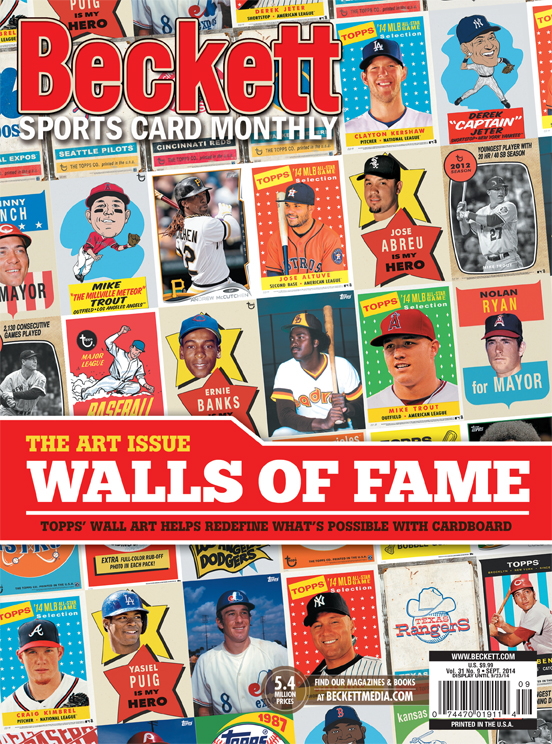 Sports Card Monthly
