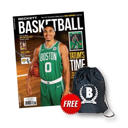 Beckett Basketball + Sling Bag Free