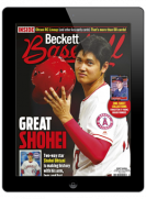 Beckett Baseball Digital